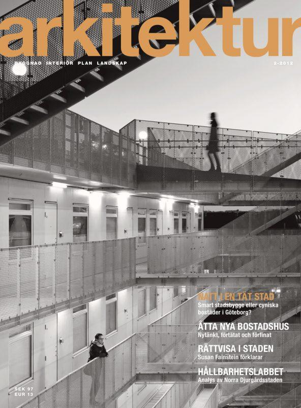 Arkitektur nr 2 2012