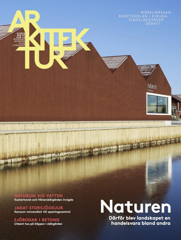 Arkitektur nr 2 2013