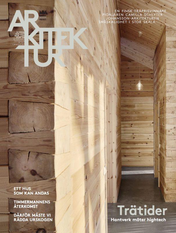 Arkitektur nr 2 2016