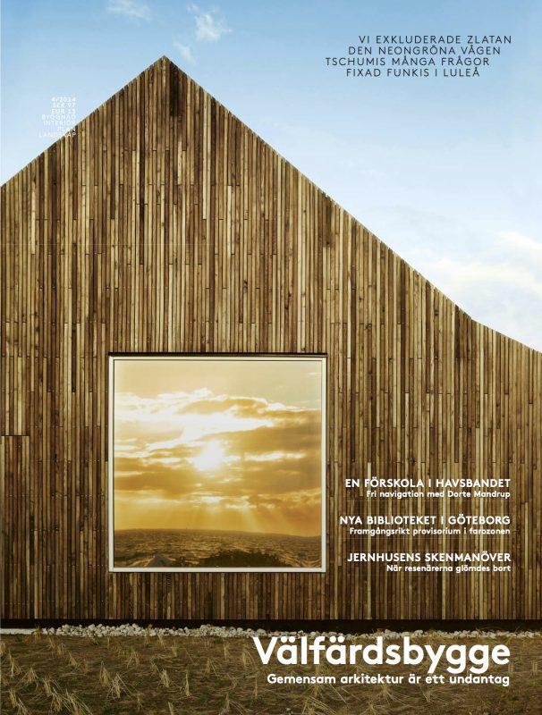 Arkitektur nr 4 2014