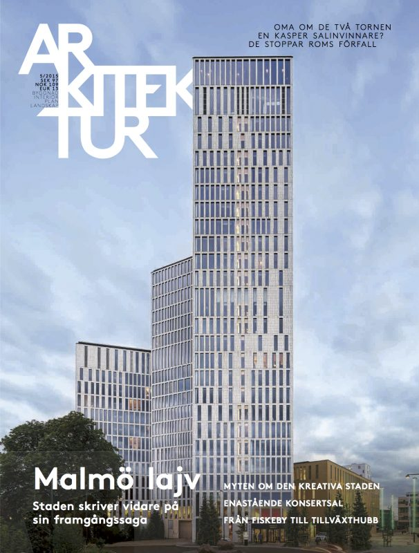 Arkitektur nr 5 2015