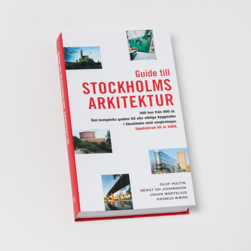 SLUTSÅLD: Guide till Stockholms arkitektur