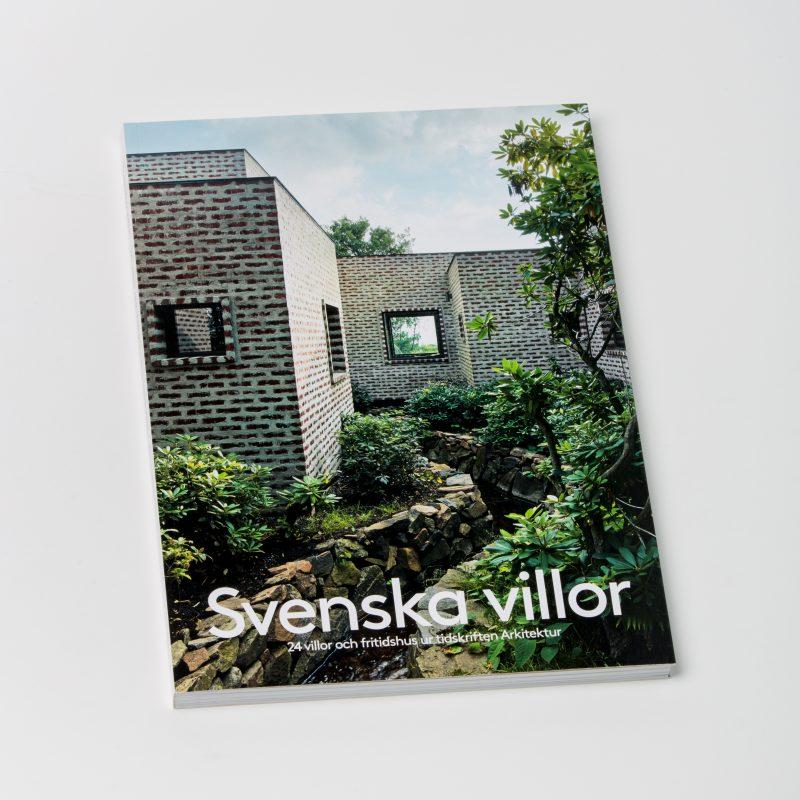 Svenska villor. SLUTSÅLD