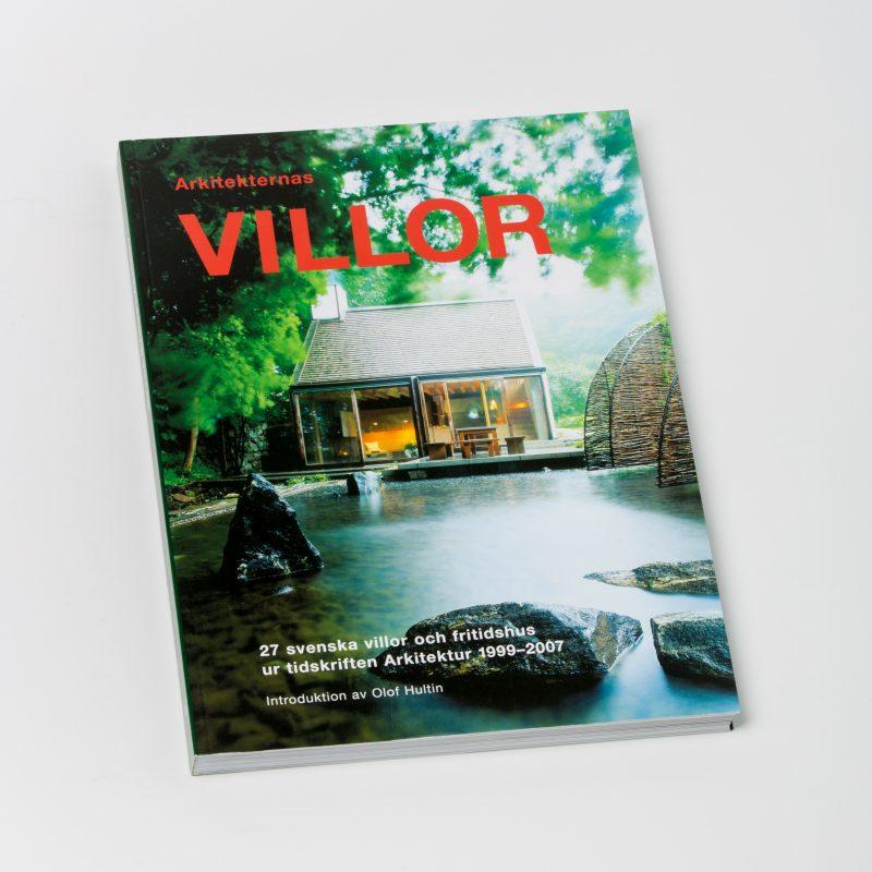 SLUTSÅLD: Arkitekternas villor vol 1