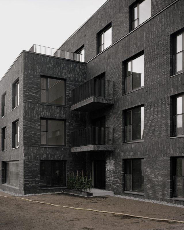 Salin-vinnaren Studio 1 av Johannes Norlander. Ur Arkitektur nr 8 2016.