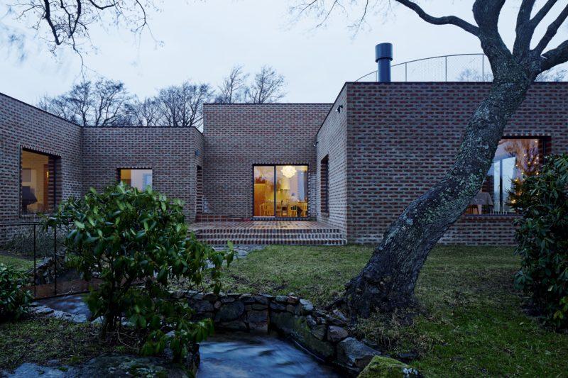 Creek house av Tham & Videgård. Foto: Åke E:son Lindman