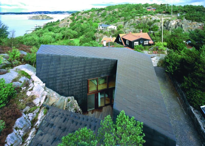 Villa Astrid i Hovås av Gert Wingårdh