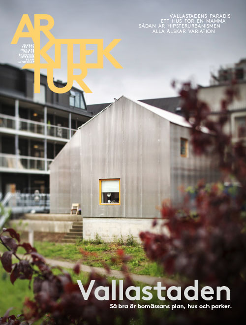 Arkitektur nr 5 2017