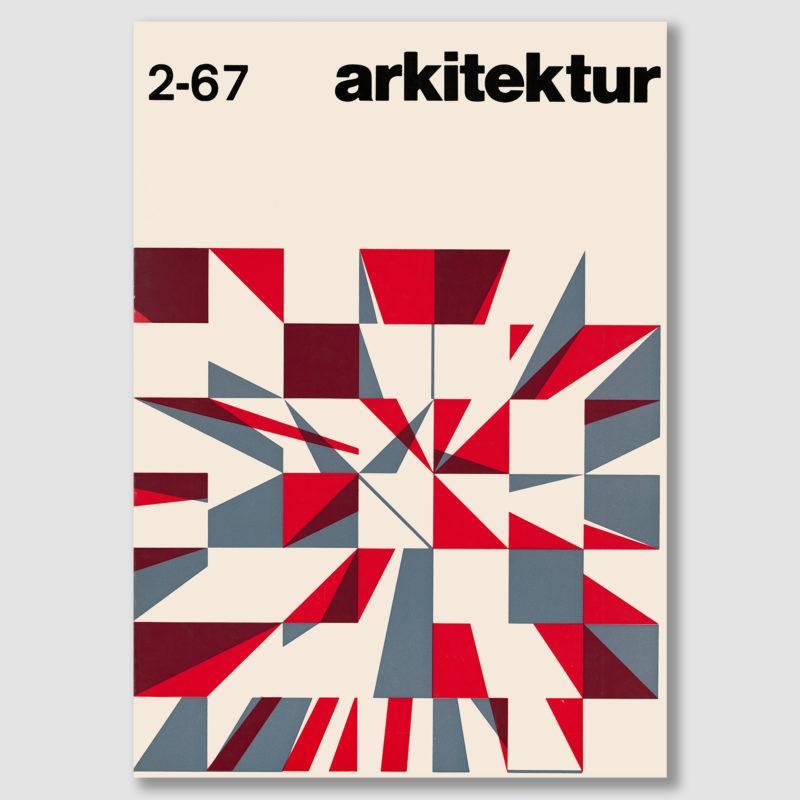 Arkitektur nr 2/1967