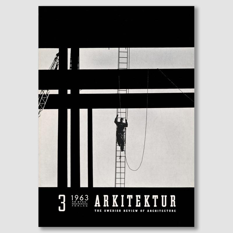 Arkitektur nr 3/1963