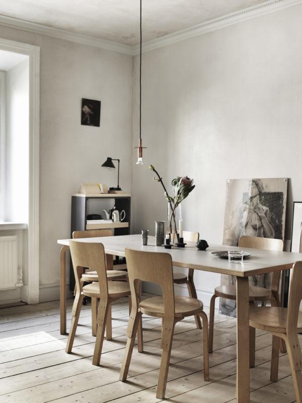 Hemma hos tintin och Markus i Stockholm. Foto: Petra Bindel