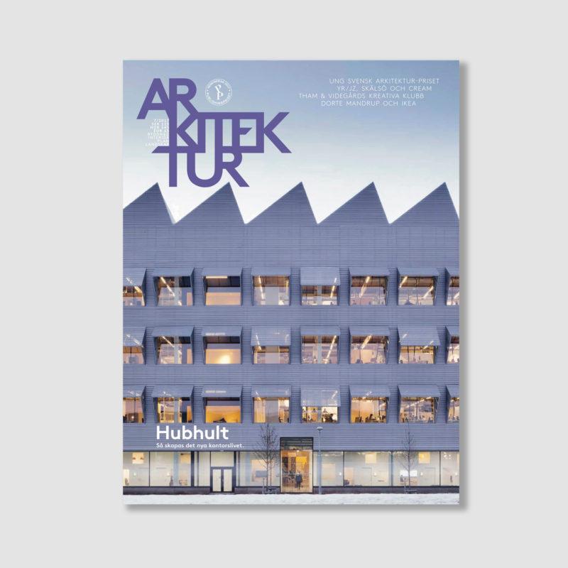 Arkitektur nr 7 2017