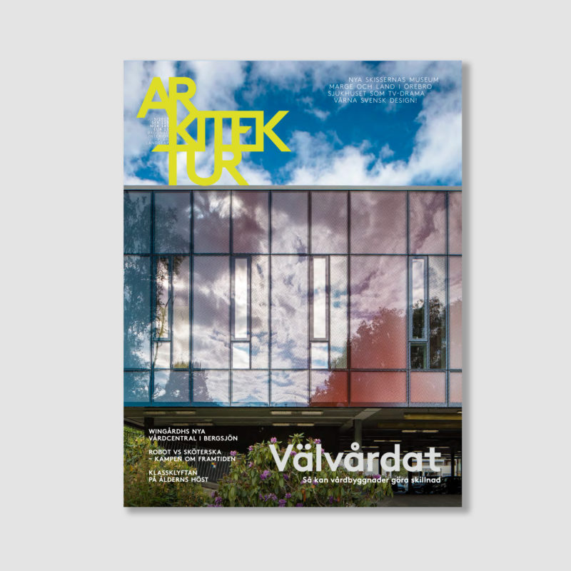 Arkitektur nr 3 2017