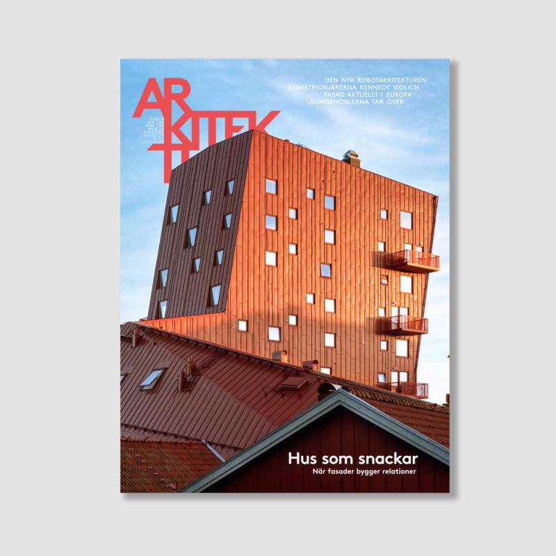 Arkitektur nr 2 2018