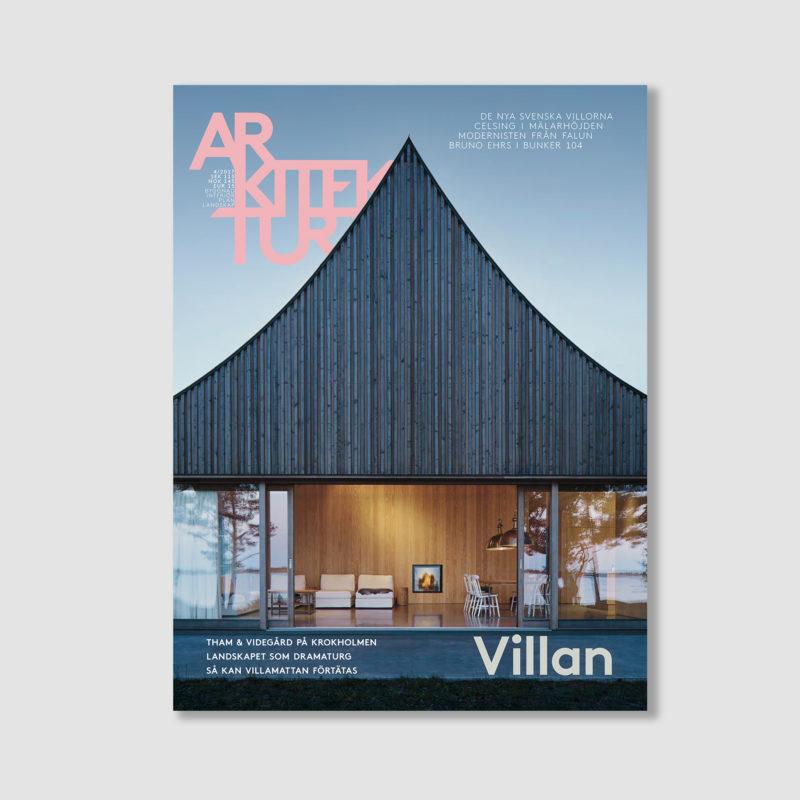 Arkitektur nr 4 2017