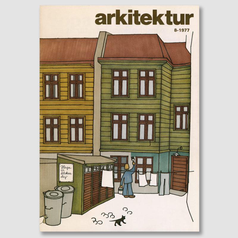 Arkitektur 8/1977