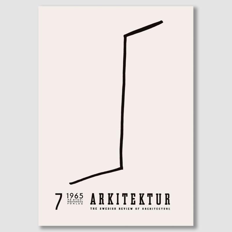 Arkitektur 7/1965