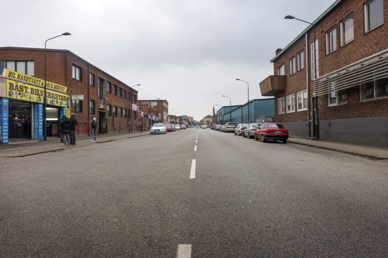 Norra Grängesbergsgatan