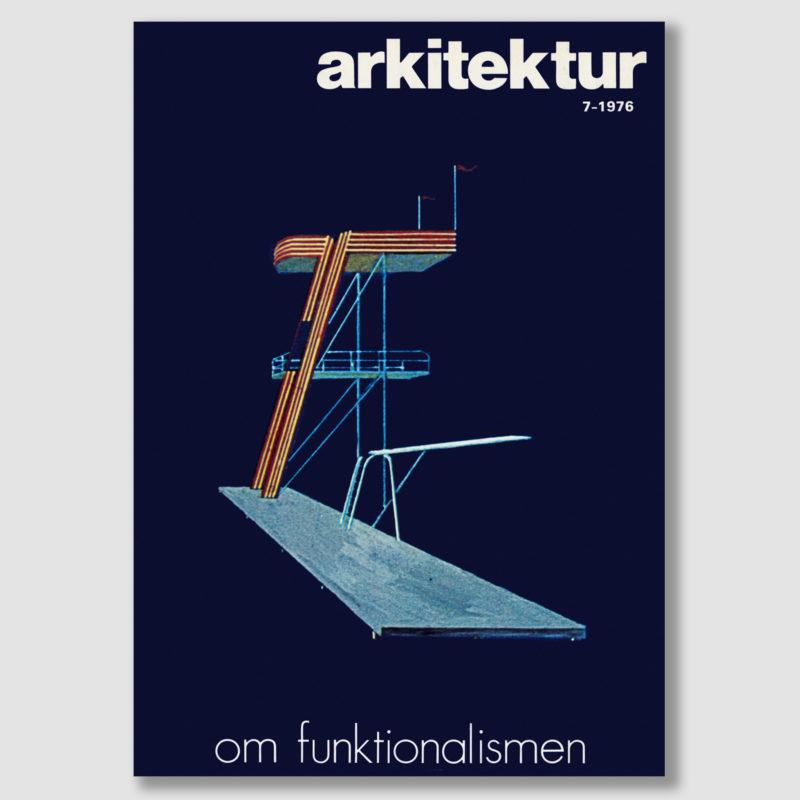 Arkitektur 7/1976