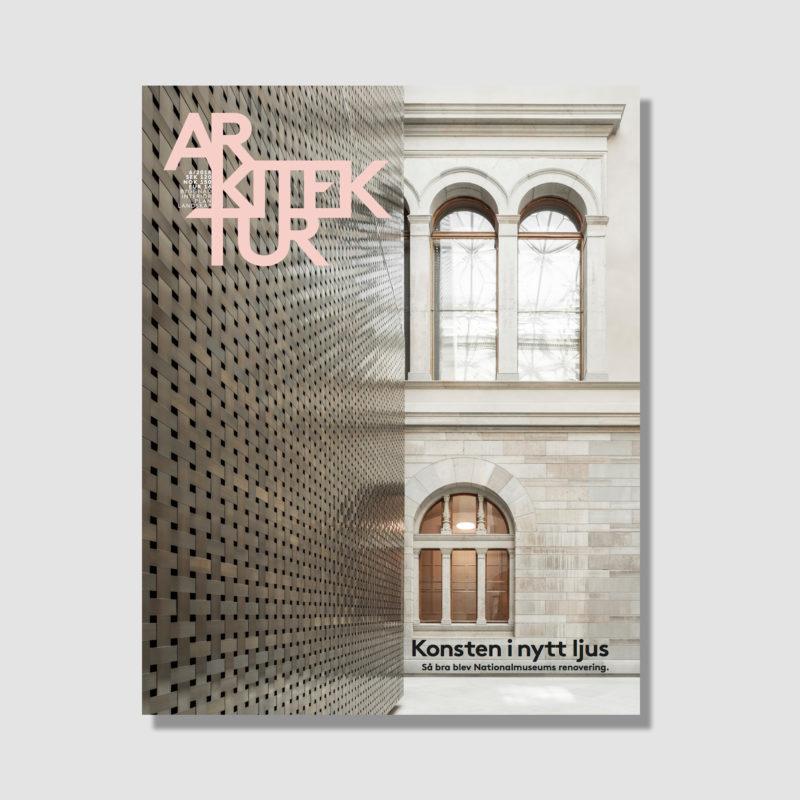 Arkitektur nr 6 2018