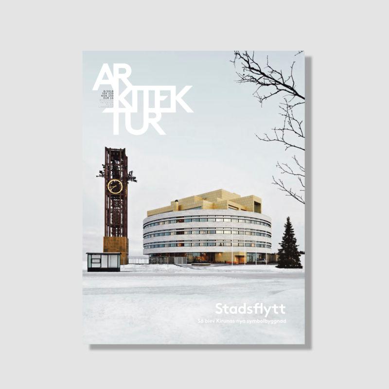Arkitektur nr 8 2018
