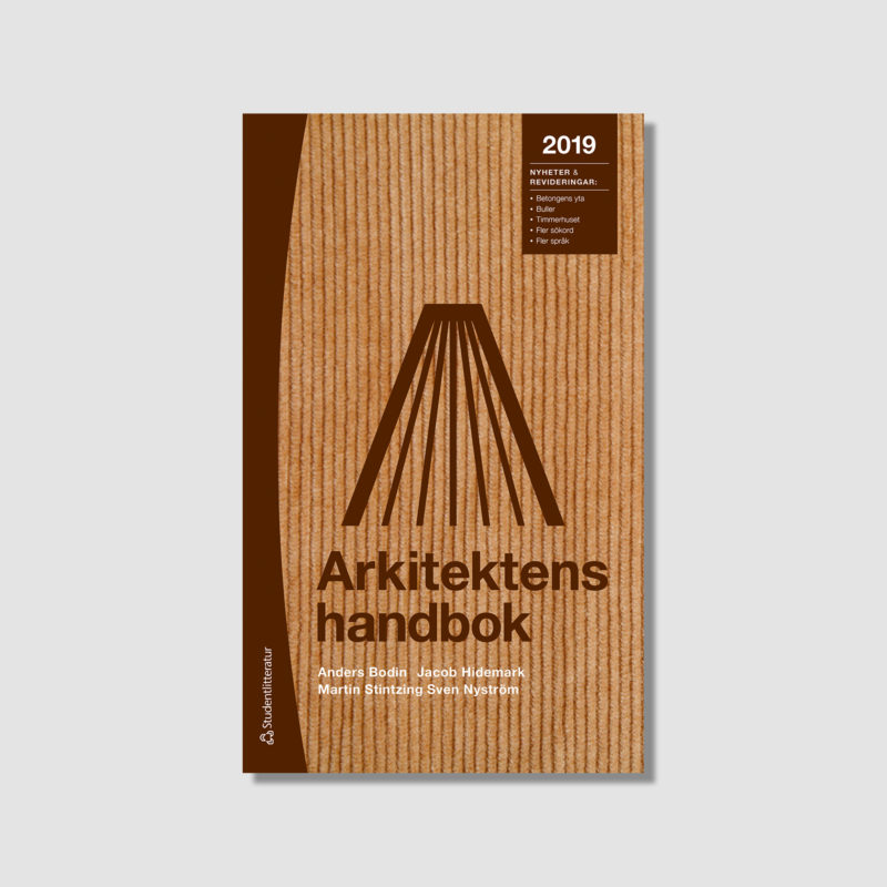 Arkitektens handbok 2019