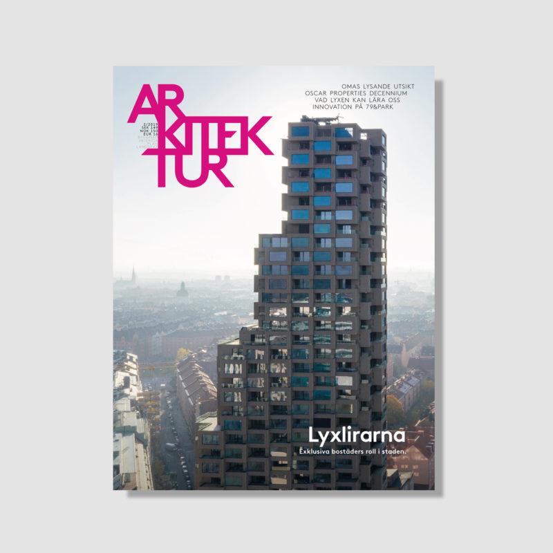 Arkitektur nr 2 2019