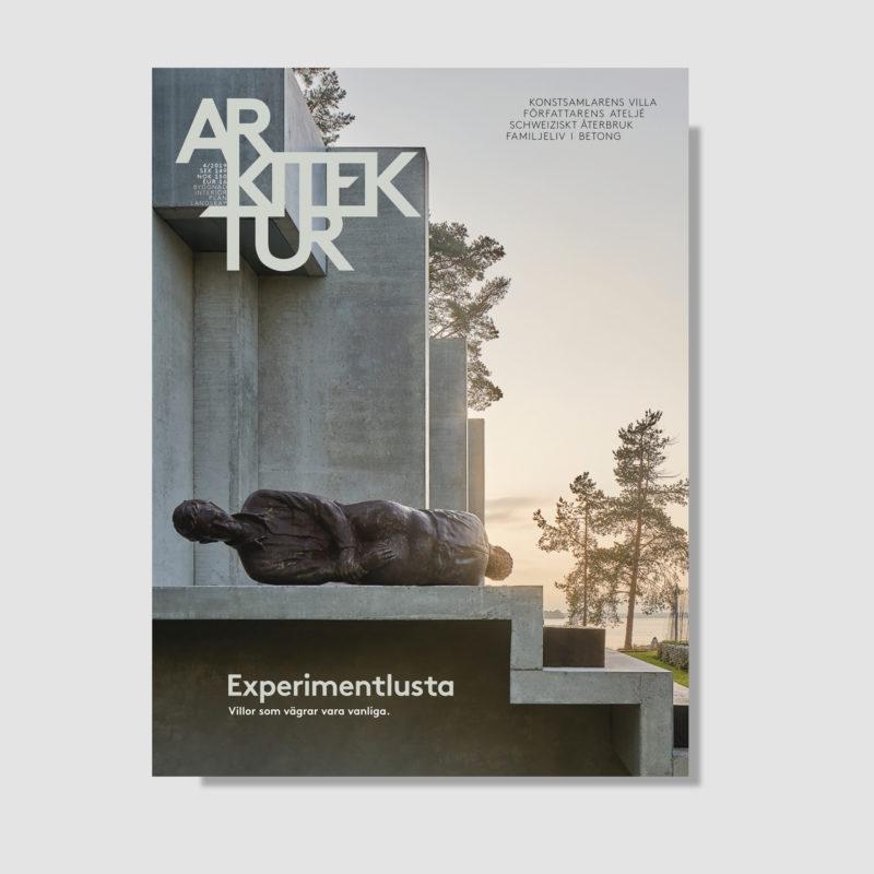 Arkitektur nr 4 2019