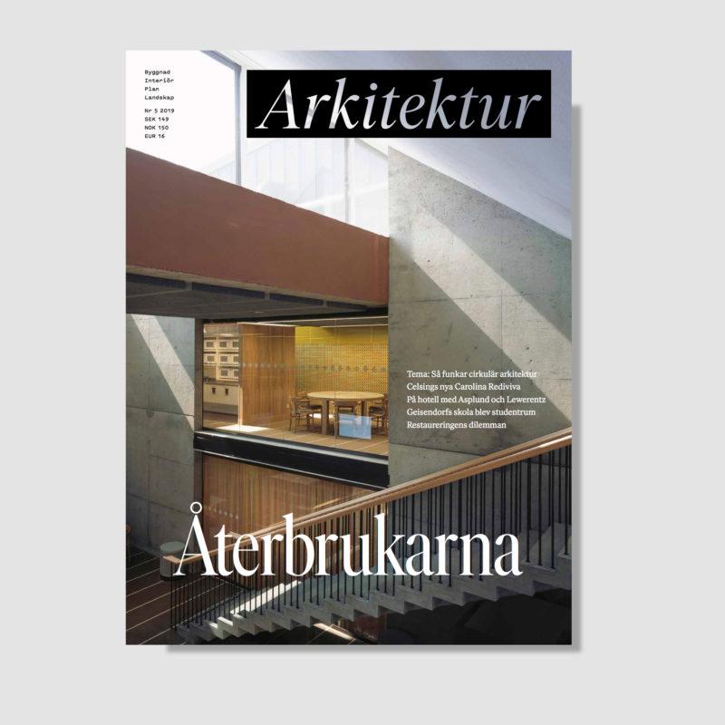 Arkitektur nr 5 2019