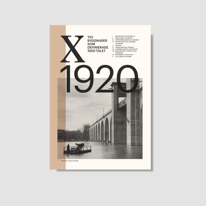 Tio byggnader som definierade 1920-talet