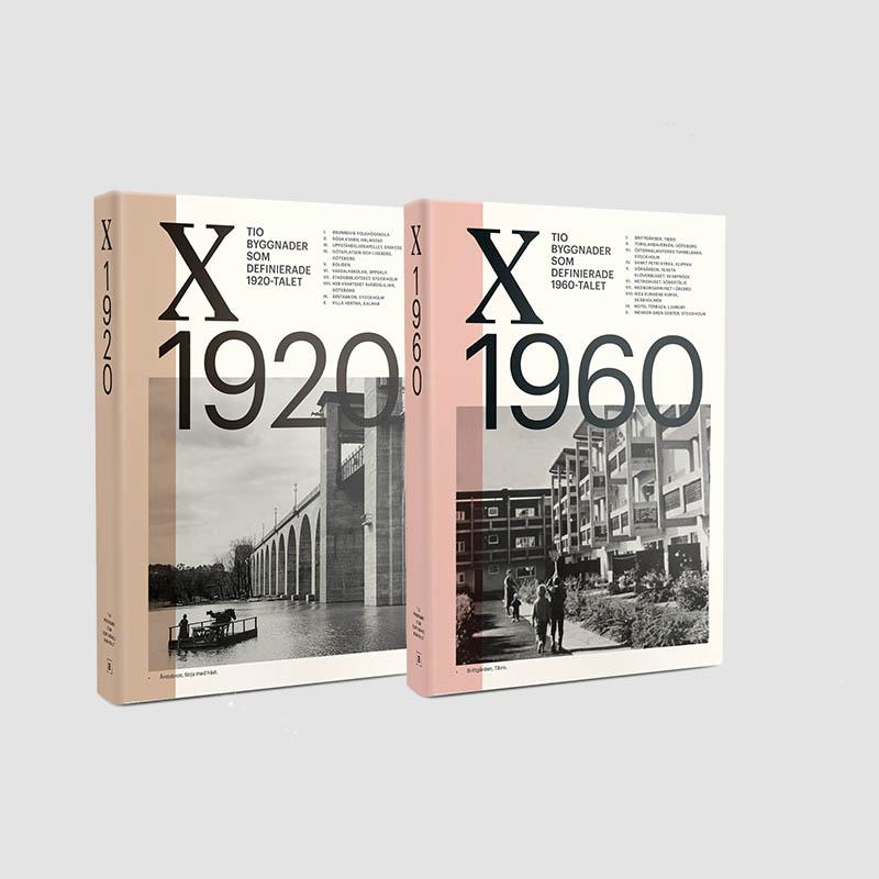 Paketerbjudande: 2 x Tio byggnader som definierade …