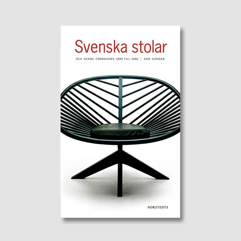 Svenska stolar – och deras formgivare 1899 till idag