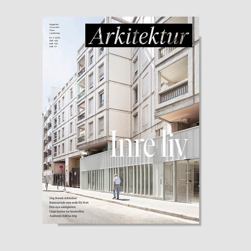 Arkitektur nr 2 2020