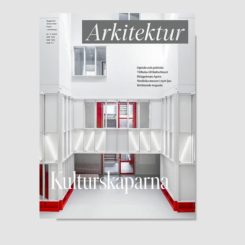 Arkitektur nr 5 2020