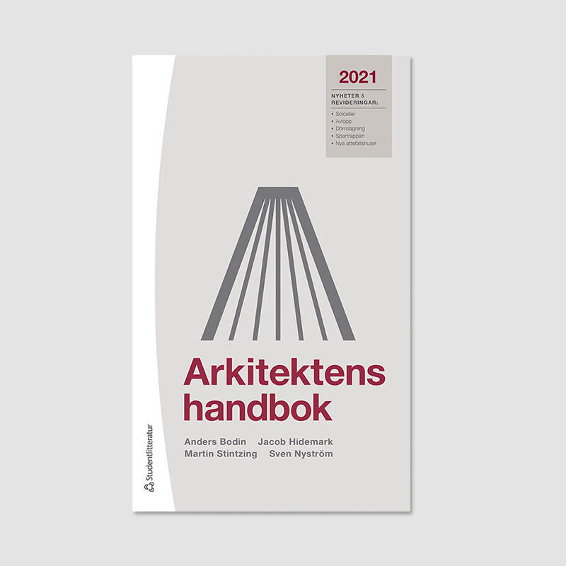 Arkitektens handbok 2021